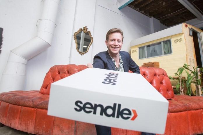 James Chin Moody, CEO of Sendle