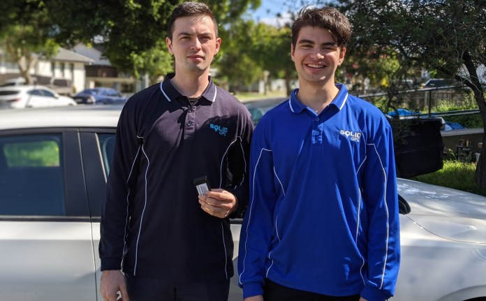 Melbourne brothers launch Solid GPS to catch car and motorcycle thieves