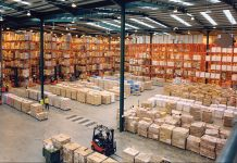 Online shopping boom and new trade deal strain the logistics sector