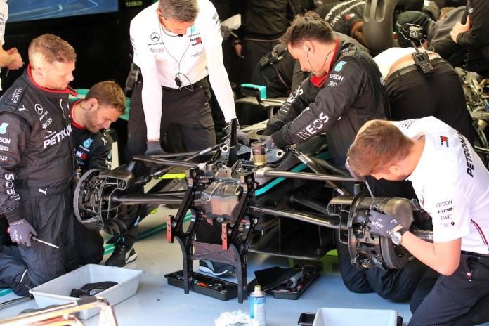 BusyFormula #013: Will Mercedes' secret card turn the championship tide?