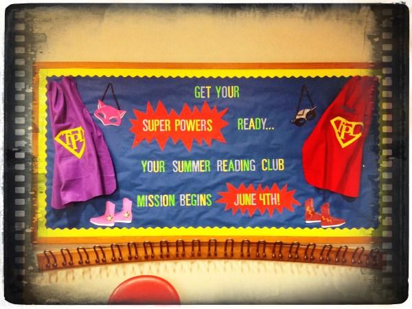 Superhero Bulletin Board Ideas