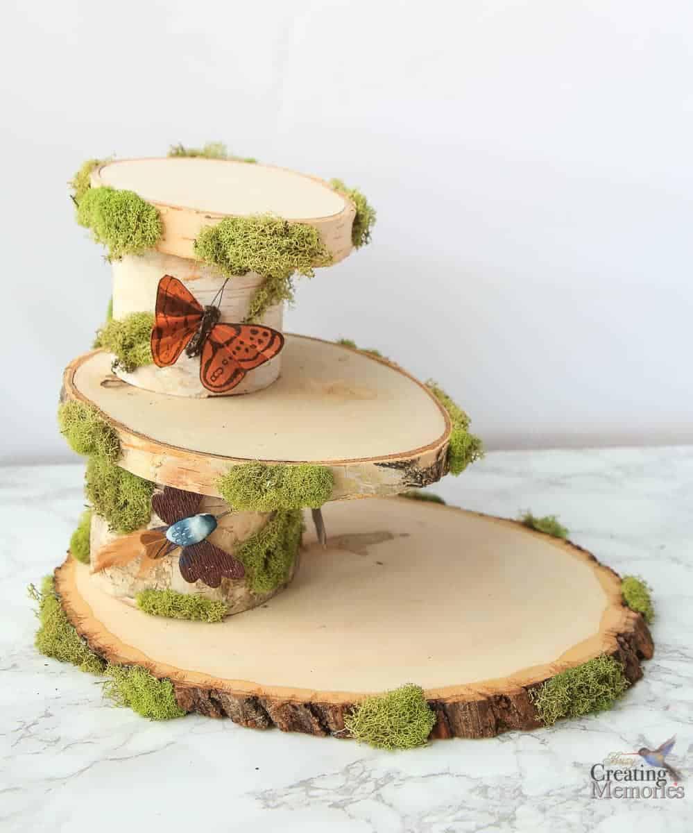 Diy Dollar Tree Dessert Stand