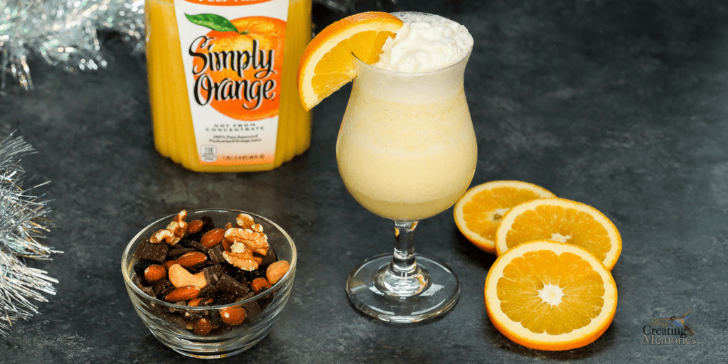 Simply Good Orange Cream Soda Easy Mocktail Recipe For Kids