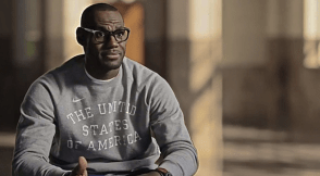 "LeBron James ""Authentic,"" SapientNitro"