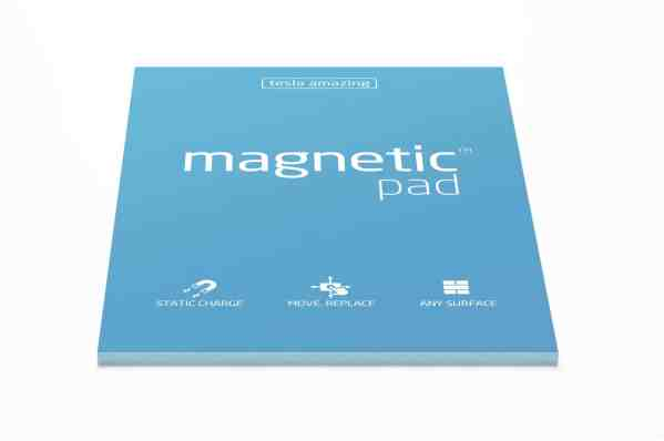 Magnetic Pad Blue
