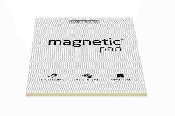 Magnetic Pad Transparent