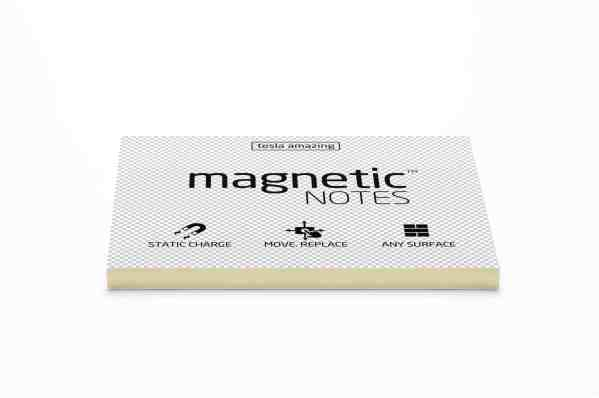 Magnetic Notes Transparent