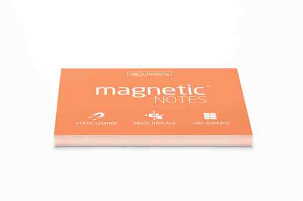 Magnetic Notes Peachy