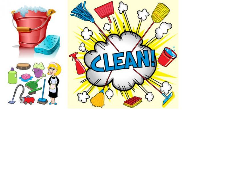 house cleaning logo ideas