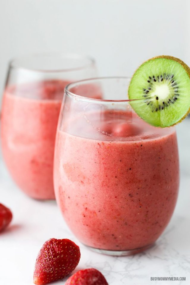 *10 Smoothie Recipes You Should Bring With You To The Gym