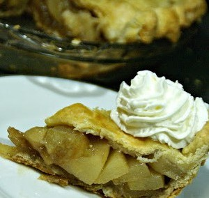 Apple Pear Pie & Berry Fruity Crumble / Busy Mom's Helper