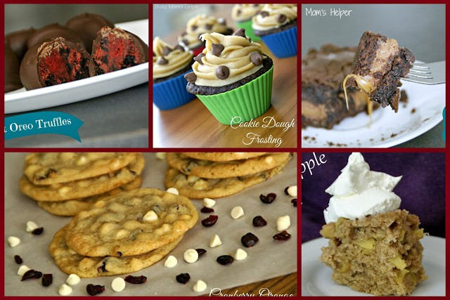 2013 Best of Busy Mom's Helper: Sweets