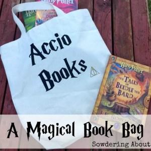 Harry Potter book Bag