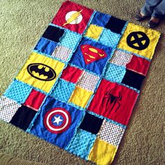50+ Superhero Crafts / by Busy Mom's Helper #superhero #crafts #kidcrafts