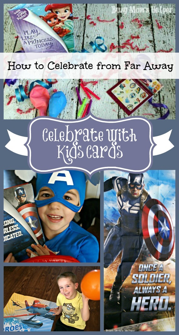 Celebrate with Kids Cards / by Busy Mom's Helper #Birthdays #Shop #KidsCards #Gifts