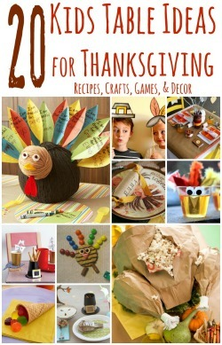 50 Amazing Thanksgiving Activities For Kids Busy Mom S