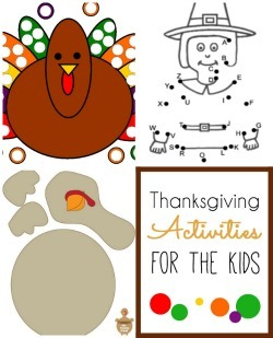 50+ Amazing Thanksgiving Activities for Kids / by Busy Mom's Helper #KidCrafts #Thanksgiving