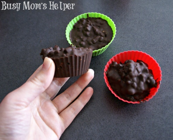 DIY Cocoa Melts/ by Busy Mom's Helper #hotcocoa #chocolate #giftidea