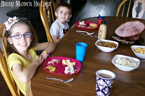Enjoy a HoneyBaked Holiday Dinner / by Busy Mom's Helper #HoneyBakedHoliday #Ad #holiday