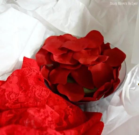 Strawberry Flower Date Night Basket / by Busy Mom's Helper #LoveOurVDay #ad @target