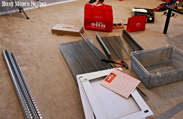 Organize Your Life with The Container Store / by Busy Mom's Helper #elfa #organization #cleaning #roomremodel