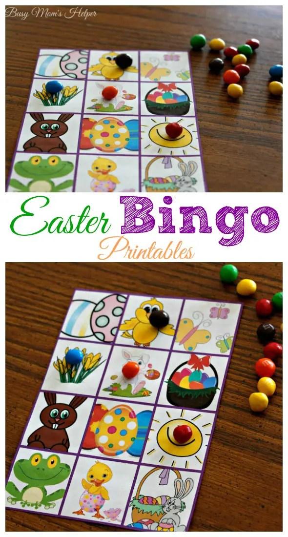 Easter Bingo Printables / by Busy Mom's Helper