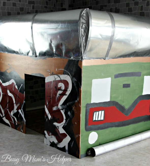 Teenage Mutant Ninja Turtles Playhouse Shellraiser / by Busy Mom's Helper @modernmasters