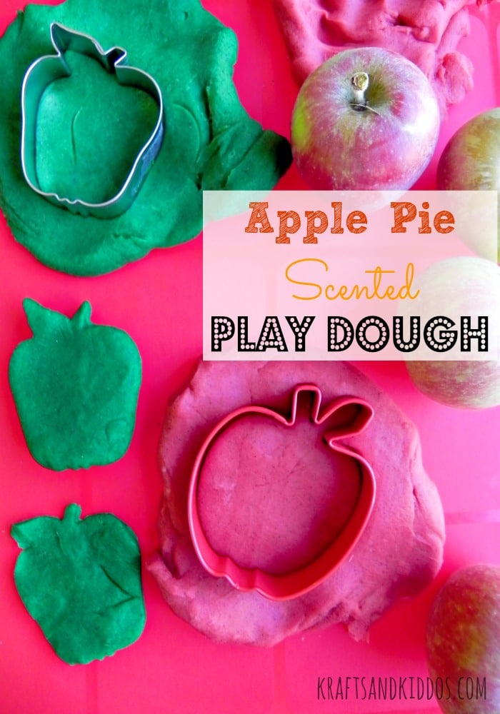 Apple-Pie-Scented-Play-Dough-by-Krafts-and-Kiddos-2