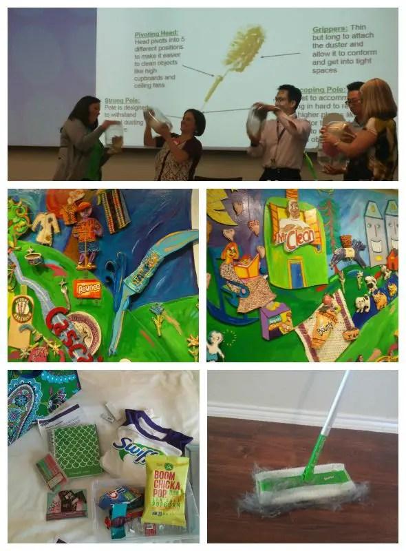 Cincinnati, Ohio & Swiffer Ambassador Event / by Busy Mom's Helper #ambassador