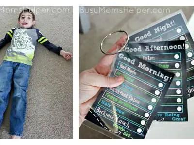 Back to School Printable Checklists / by Busy Mom's Helper #backtobgosh #bgoshjeanius