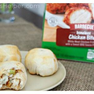 Back Your Snack / BBQ Chicken Bombs / by Busy Mom's Helper #BackYourSnack #ad