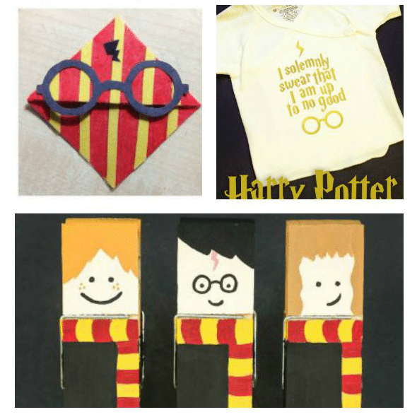 100+ DIY Harry Potter Ideas