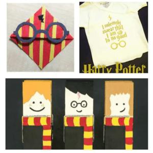 100+ DIY Harry Potter Ideas