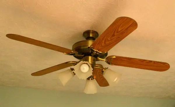 Ceiling Fan Update