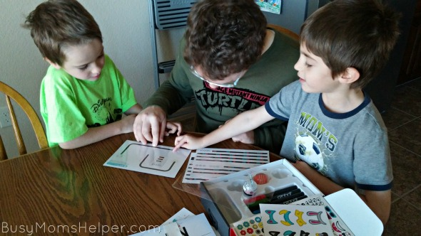 Learn & Play with Ozobot / by BusyMomsHelper.com #sponsored