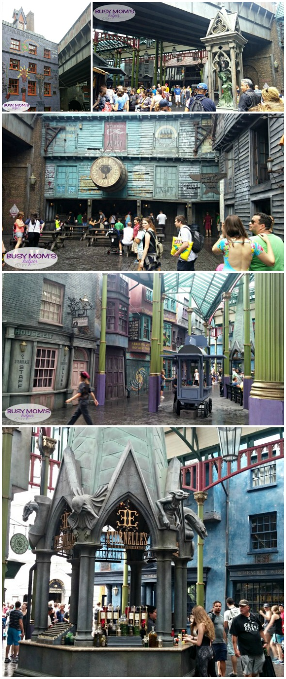 My First Harry Potter World Experience / travel blogger / by BusyMomsHelper.com
