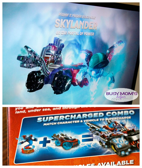 Family Fun with Skylanders SuperChargers / review by BusyMomsHelper.com