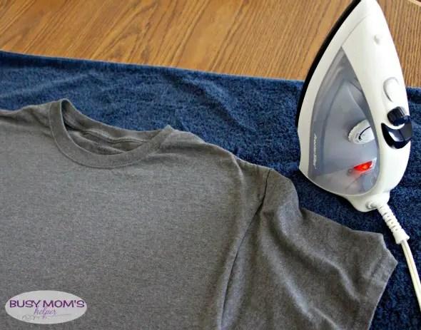 DIY Star Wars Rebels Shirts / by BusyMomsHelper.com / Heat Transfer Shirts / Iron Transfer Shirts