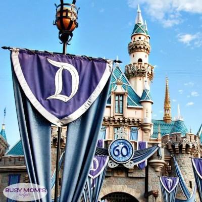 Disneyland's 60th Diamond Celebration / by BusyMomsHelper.com