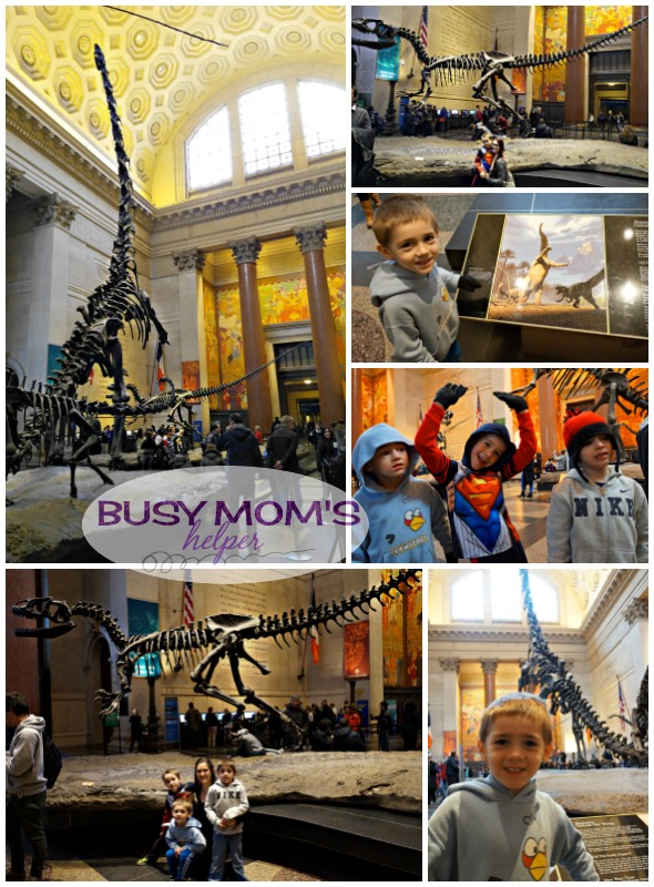 Things to do with Kids in NYC in Winter / by BusyMomsHelper.com