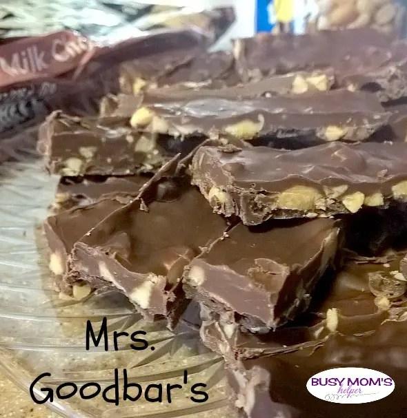 Mrs. Goodbar's by Nikki Christiansen for Busy Mom's Helper