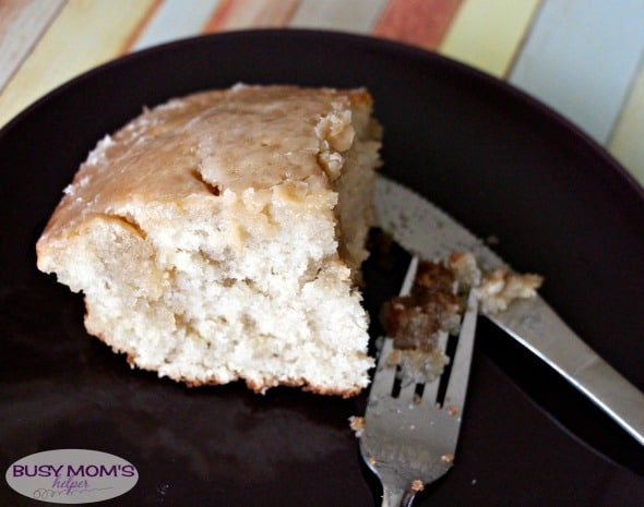 Creamy Hazelnut Cake / recipe by BusyMomsHelper.com / Delicious & easy dessert #SilkSipToSpoon #ad