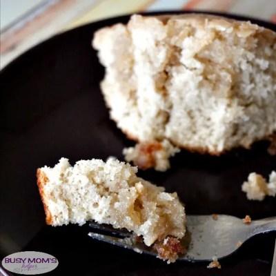Creamy Hazelnut Cake / recipe by BusyMomsHelper.com / Delicious & easy dessert #SilkSipToSpoon #ad