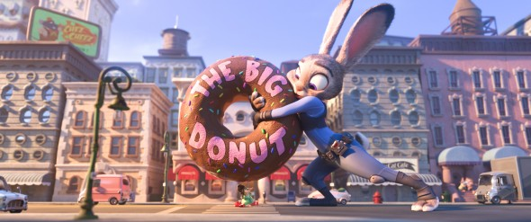 An Interview with the Directors of Zootopia / My new respect for animation & animated films / by BusyMomsHelper.com