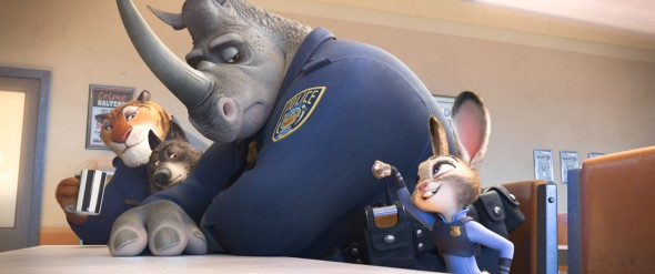 Why Zootopia is my new favorite animated film / review by BusyMomsHelper.com / Disney's Zootopia is hilarious for parents & kids alike!