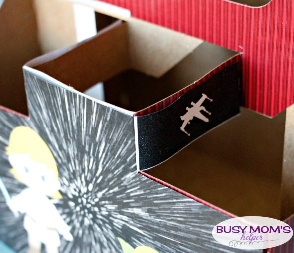 Star Wars Graduation Bottle Set Printables / by BusyMomsHelper.com / the perfect graduation gift for Star Wars fans!