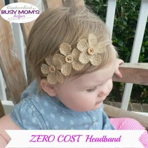 Zero Cost Headband