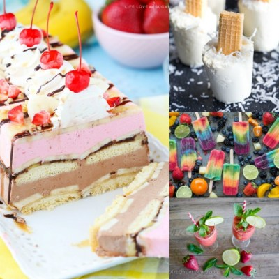 50 Cool Summer Snacks / by BusyMomsHelper.com / great popsicle, ice cream, lemonade or other cool recipes