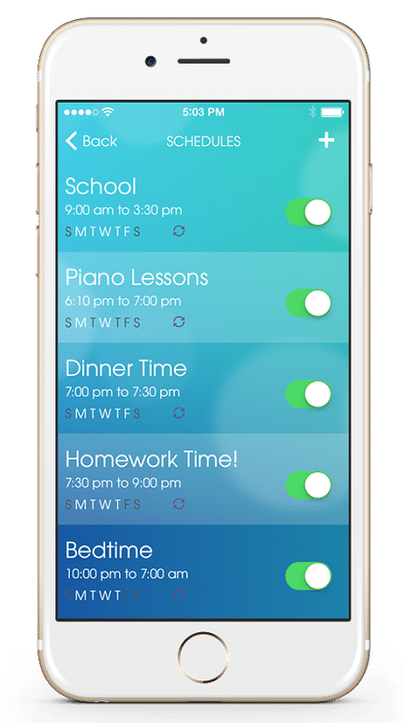 Easy Solution for Screen Time Stress / by BusyMomsHelper.com / Now it's easy to monitor your child's internet usage and time! Great parenting resource! #OurPact #ad