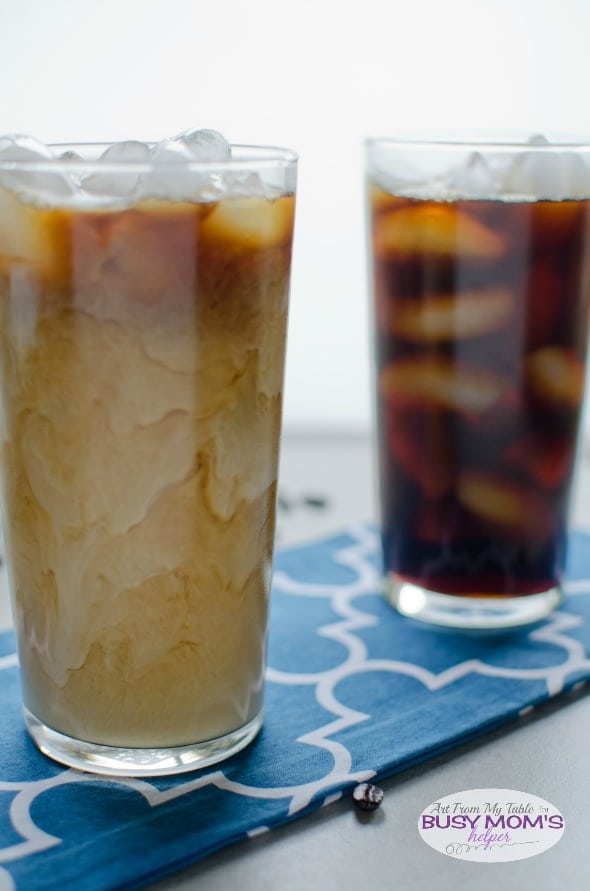 easiest iced coffee